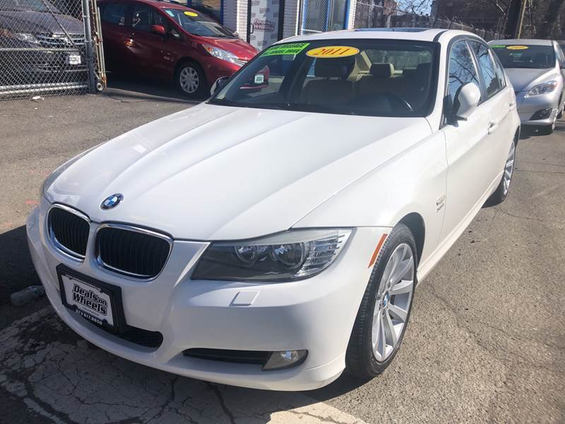 2011 BMW 3 Series for sale at DEALS ON WHEELS in Newark NJ