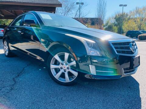 2013 Cadillac ATS for sale at Classic Luxury Motors in Buford GA