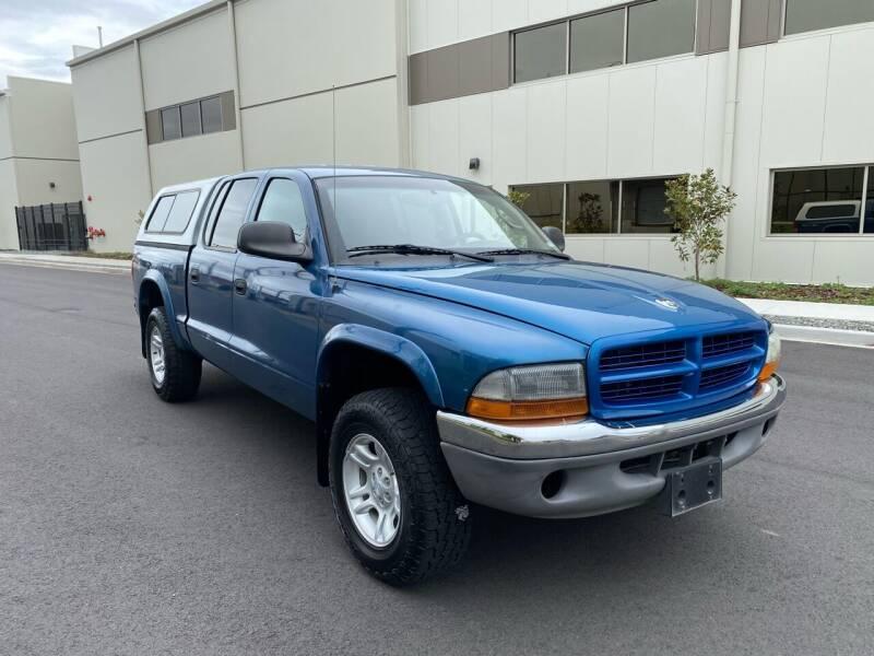 2003 Dodge Dakota for sale at Washington Auto Sales in Tacoma WA