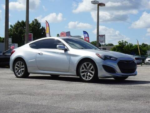 2013 Hyundai Genesis Coupe for sale at Sunny Florida Cars in Bradenton FL