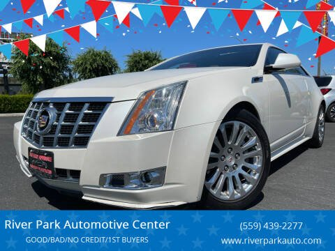 2014 Cadillac CTS for sale at River Park Automotive Center in Fresno CA