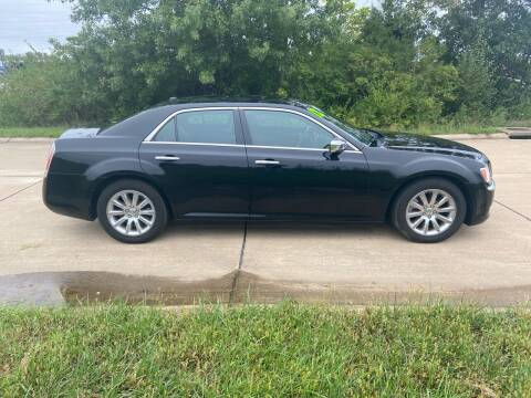 2012 Chrysler 300 for sale at J L AUTO SALES in Troy MO