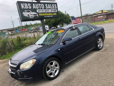 2008 Chevrolet Malibu for sale at KBS Auto Sales in Cincinnati OH