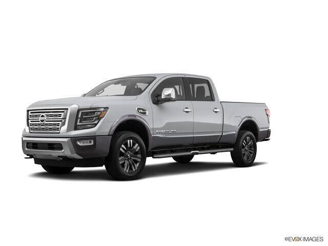 2021 Nissan Titan XD for sale in Ada, OK