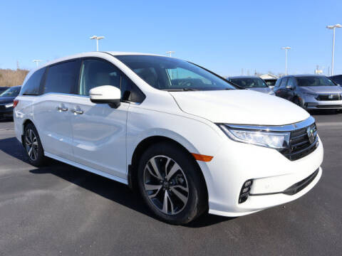 2021 Honda Odyssey for sale at RUSTY WALLACE HONDA in Knoxville TN