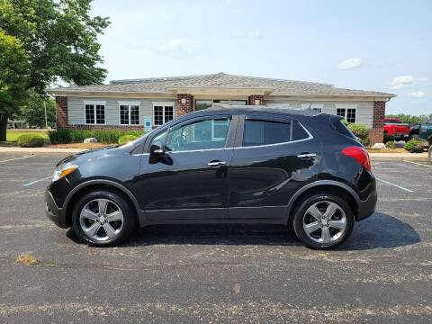2014 Buick Encore for sale at Pierce Automotive, Inc. in Antwerp OH