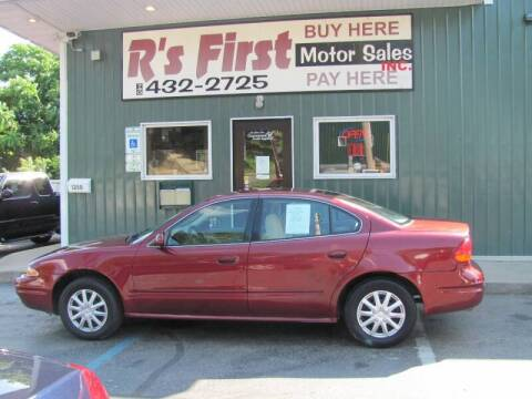 2000 Oldsmobile Alero for sale at R's First Motor Sales Inc in Cambridge OH