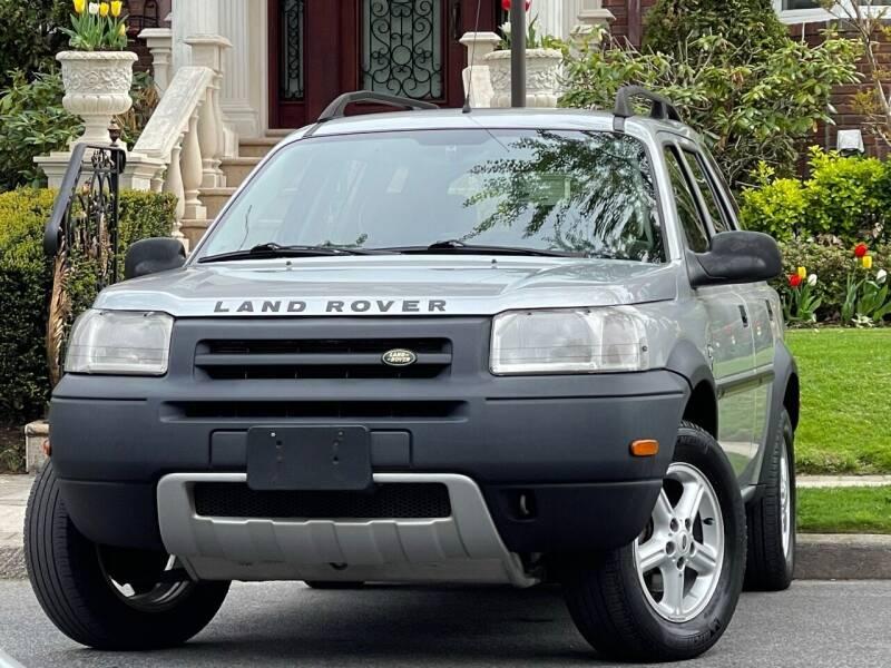 2002 Land Rover Freelander for sale in Hollywood, FL