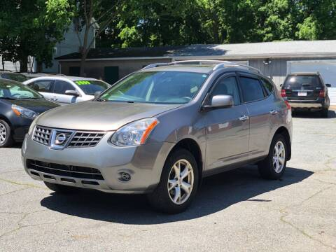 2010 Nissan Rogue for sale at Emory Street Auto Sales and Service in Attleboro MA