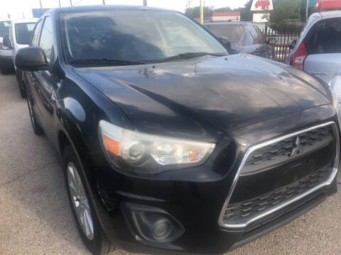 2013 Mitsubishi Outlander Sport for sale at Auto Access in Irving TX