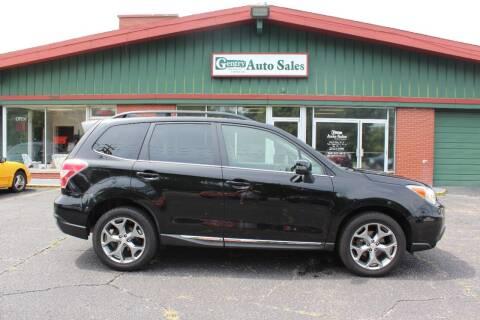 2016 Subaru Forester for sale at Gentry Auto Sales in Portage MI