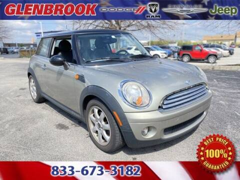 2008 MINI Cooper for sale at Glenbrook Dodge Chrysler Jeep Ram and Fiat in Fort Wayne IN