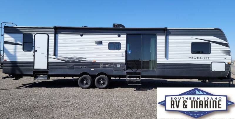2021 KEYSTONE HIDEOUT 38FQTS for sale at SOUTHERN IDAHO RV AND MARINE in Jerome ID