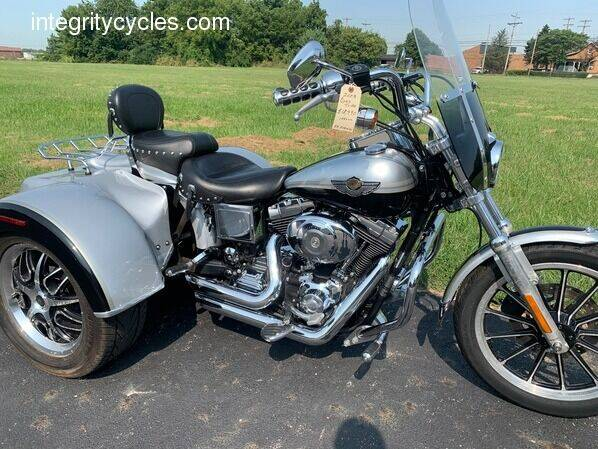 2003 Harley-Davidson DYNA LOWRIDER TRIKE for sale at INTEGRITY CYCLES LLC in Columbus OH