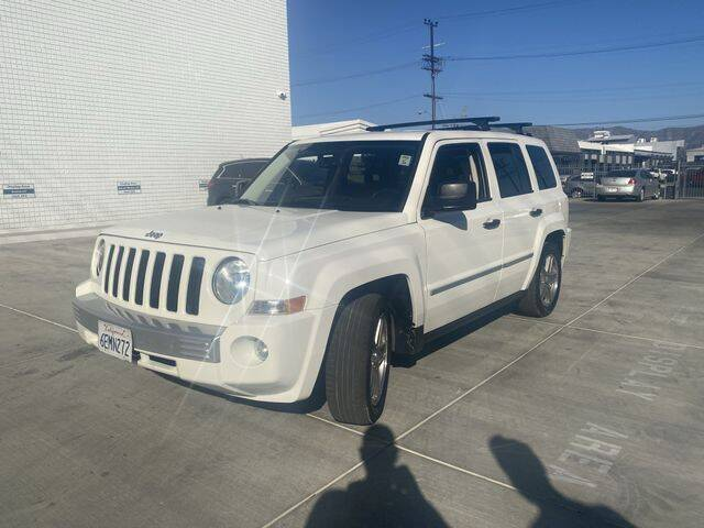 2008 Jeep Patriot for sale at Hunter's Auto Inc in North Hollywood CA