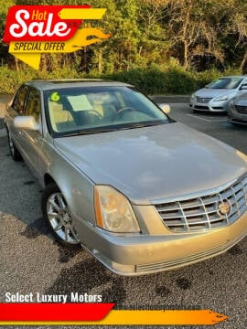 2006 Cadillac DTS for sale at Select Luxury Motors in Cumming GA