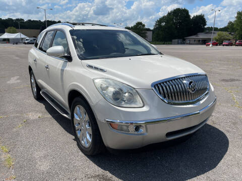 2010 Buick Enclave for sale at CarsPlus in Scottsboro AL