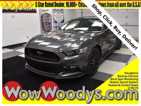2017 Ford Mustang for sale at WOODY'S AUTOMOTIVE GROUP in Chillicothe MO