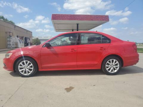 2015 Volkswagen Jetta for sale at Dakota Auto Inc. in Dakota City NE