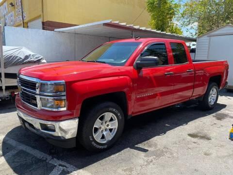 2014 Chevrolet Silverado 1500 for sale at Maxicars Auto Sales in West Park FL
