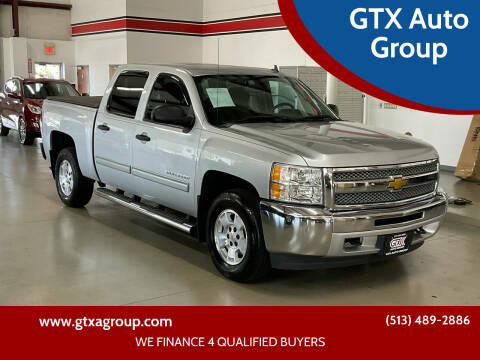 2013 Chevrolet Silverado 1500 for sale at UNCARRO in West Chester OH