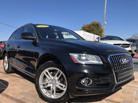 2015 Audi Q5 for sale at Cars of Tampa in Tampa FL