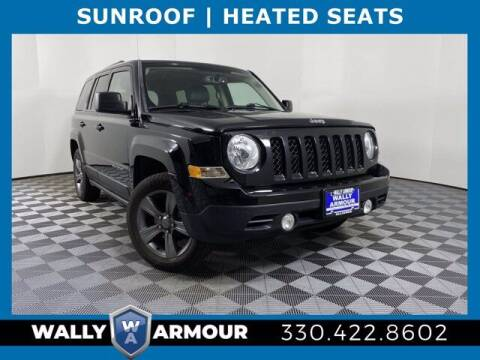 2015 Jeep Patriot for sale at Wally Armour Chrysler Dodge Jeep Ram in Alliance OH
