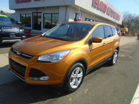 2016 Ford Escape for sale at Island Auto Buyers in West Babylon NY