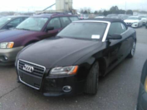2012 Audi A5 for sale at Cars Now KC in Kansas City MO