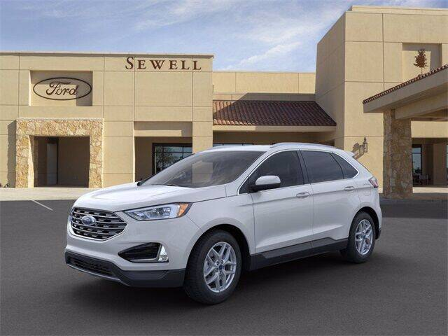 2021 Ford Edge for sale in Odessa, TX
