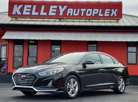 2018 Hyundai Sonata for sale at Kelley Autoplex in San Antonio TX