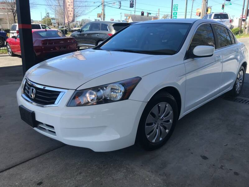 2009 Honda Accord for sale at Michael's Imports in Tallahassee FL