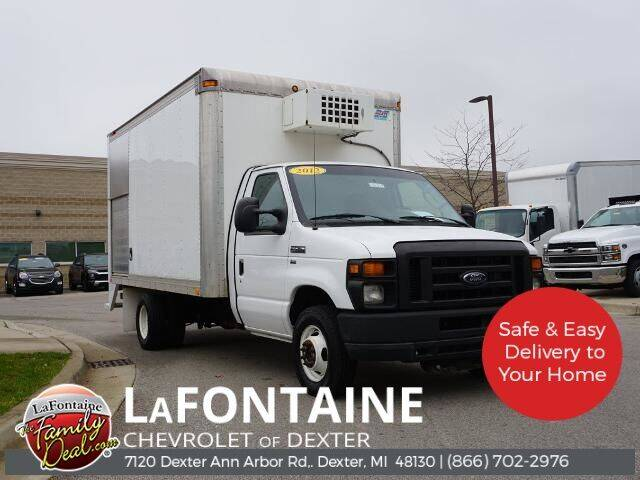 2012 Ford E-Series Chassis for sale in Dexter, MI