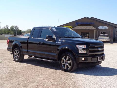 2017 Ford F-150 for sale at Burkholder Truck Sales LLC (Versailles) in Versailles MO