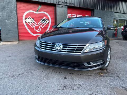 2013 Volkswagen CC for sale at Apple Auto Sales Inc in Camillus NY