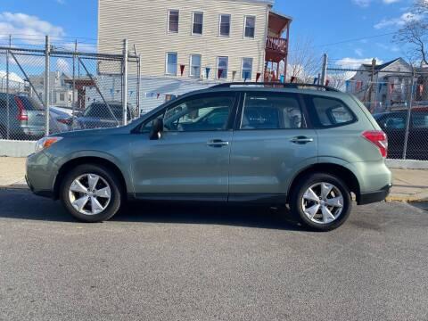 2015 Subaru Forester for sale at G1 Auto Sales in Paterson NJ