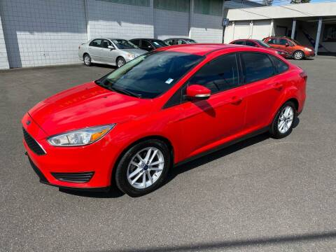 2015 Ford Focus for sale at Vista Auto Sales in Lakewood WA