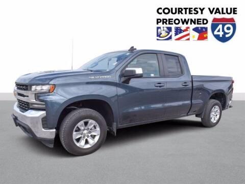 2020 Chevrolet Silverado 1500 for sale at Courtesy Value Pre-Owned I-49 in Lafayette LA