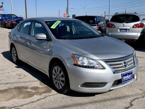 2015 Nissan Sentra for sale at Stanley Direct Auto in Mesquite TX