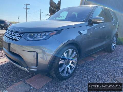 2018 Land Rover Discovery for sale at Modern Motorcars in Nixa MO