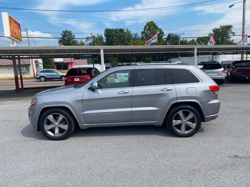 2014 Jeep Grand Cherokee for sale at Lewis Used Cars in Elizabethton TN