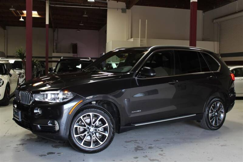 2017 BMW X5 for sale at SELECT MOTORS in San Mateo CA
