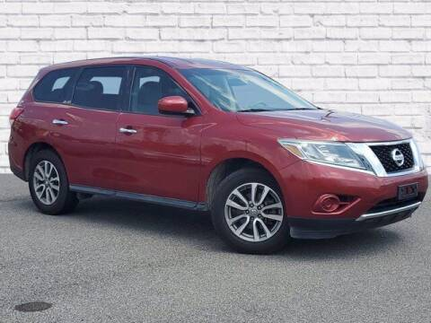 2014 Nissan Pathfinder for sale at Contemporary Auto in Tuscaloosa AL