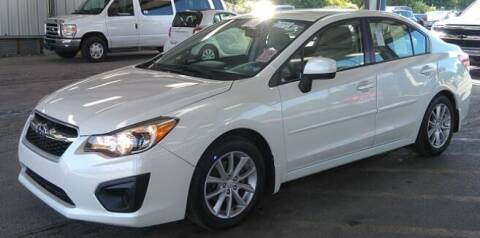 2012 Subaru Impreza for sale at Precision Automotive Group in Youngstown OH