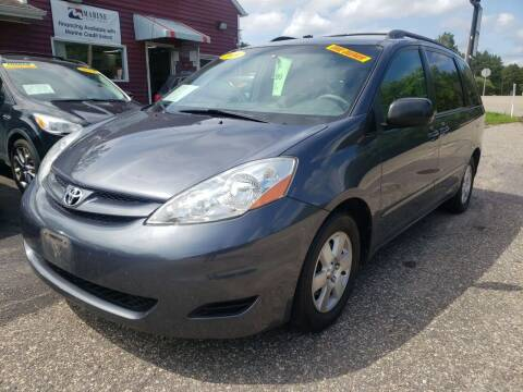 2009 Toyota Sienna for sale at Hwy 13 Motors in Wisconsin Dells WI