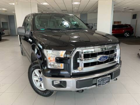 2017 Ford F-150 for sale at Auto Mall of Springfield in Springfield IL