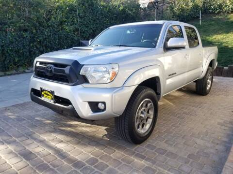 2013 Toyota Tacoma for sale at Best Quality Auto Sales in Sun Valley CA