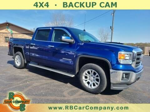 2014 GMC Sierra 1500 for sale at R & B CAR CO - R&B CAR COMPANY in Columbia City IN