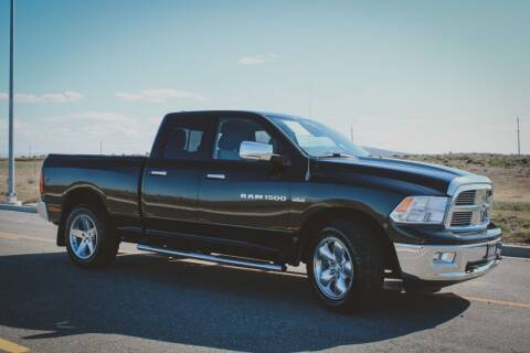 2012 RAM Ram Pickup 1500 for sale at Northwest Premier Auto Sales in West Richland And Kennewick WA