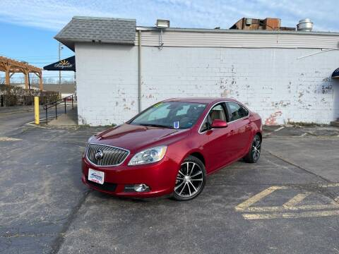2017 Buick Verano for sale at Santa Motors Inc in Rochester NY